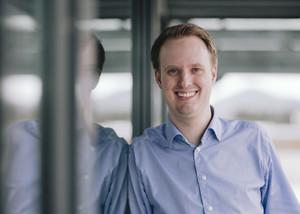 Ørjan Aukland leder arbeidet med presåkornfond på vegne av Lyse.