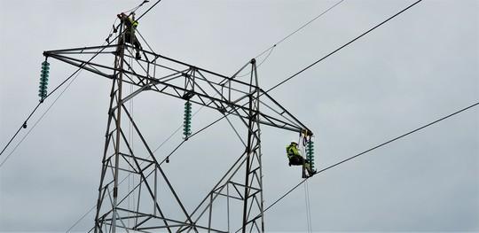 strøm strømmast