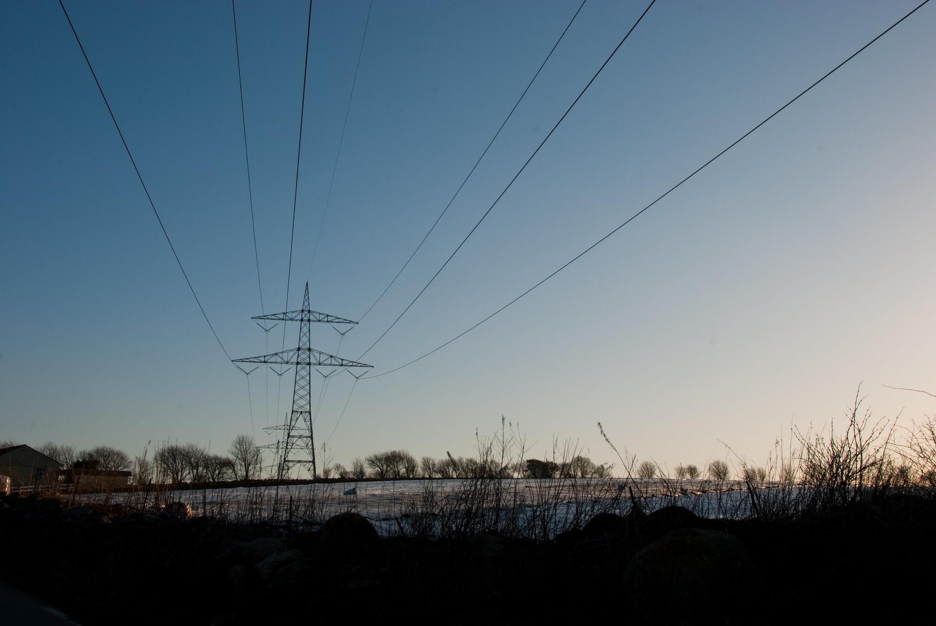 strømledninger