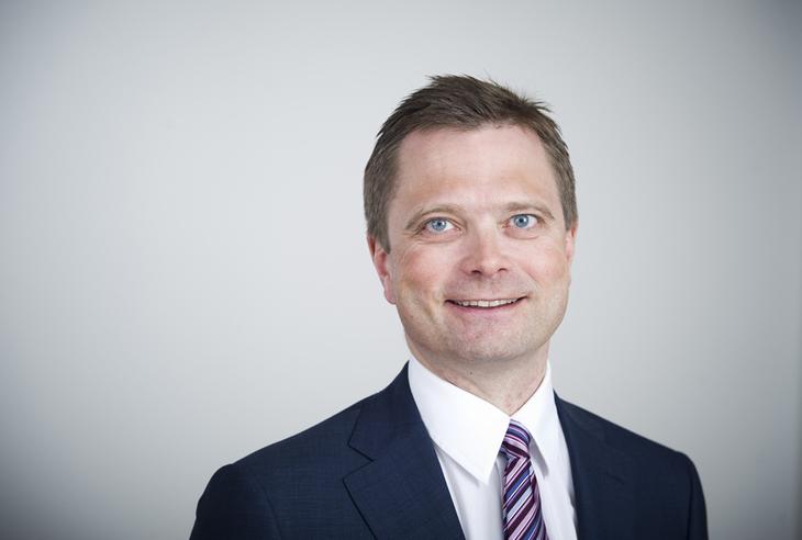 Harald Espedal, styreleder i Lyse