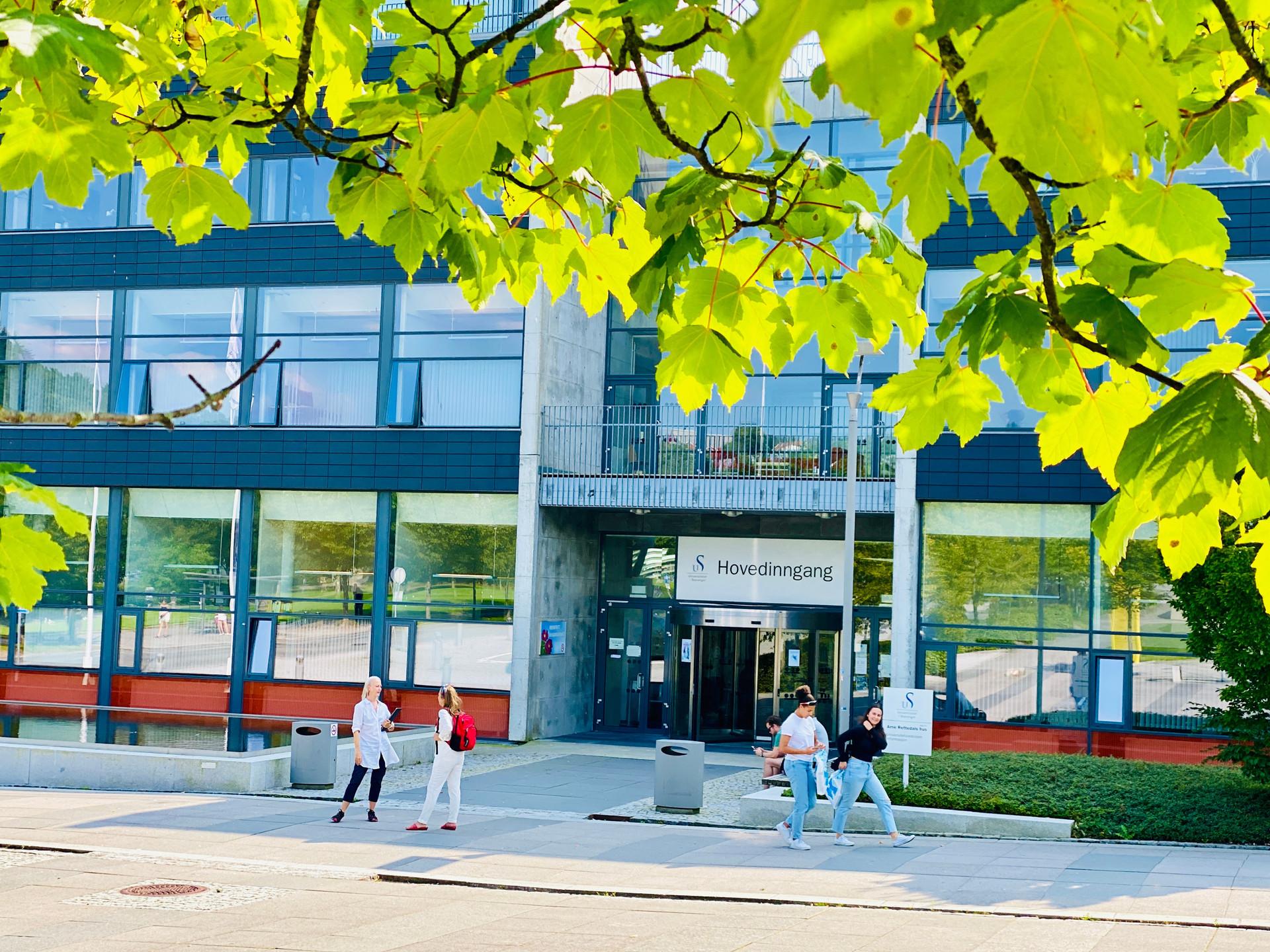 Campus UiS, Arne Rettedals Hus