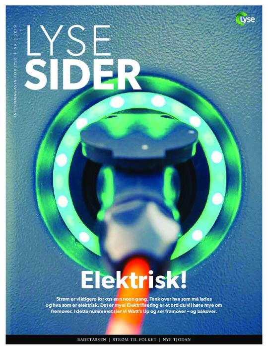 Lyse Sider no 01 2019