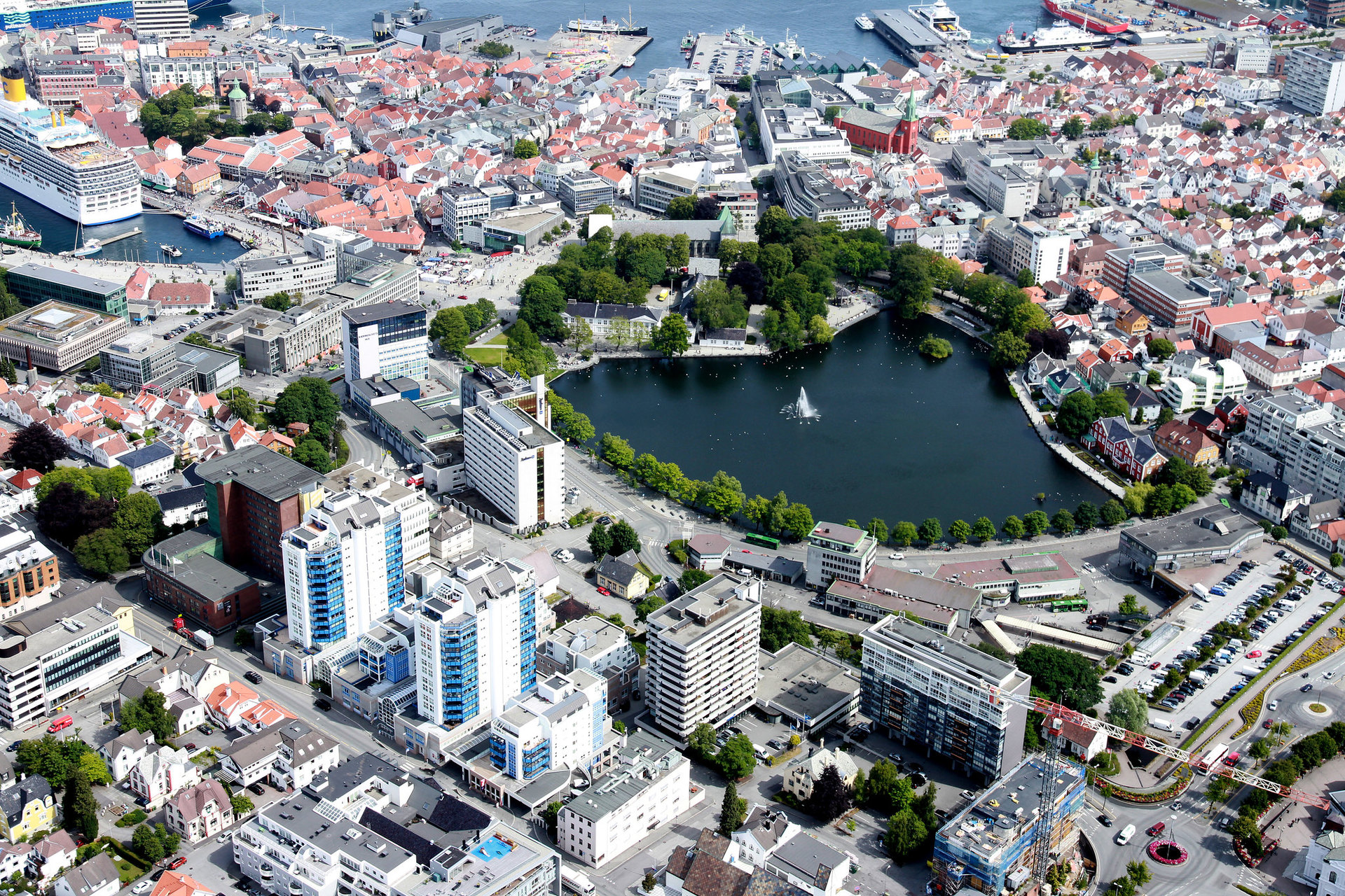 Lyse skal levere kommunikasjonstjenester fra Altibox til Stavanger kommune de neste årene.
