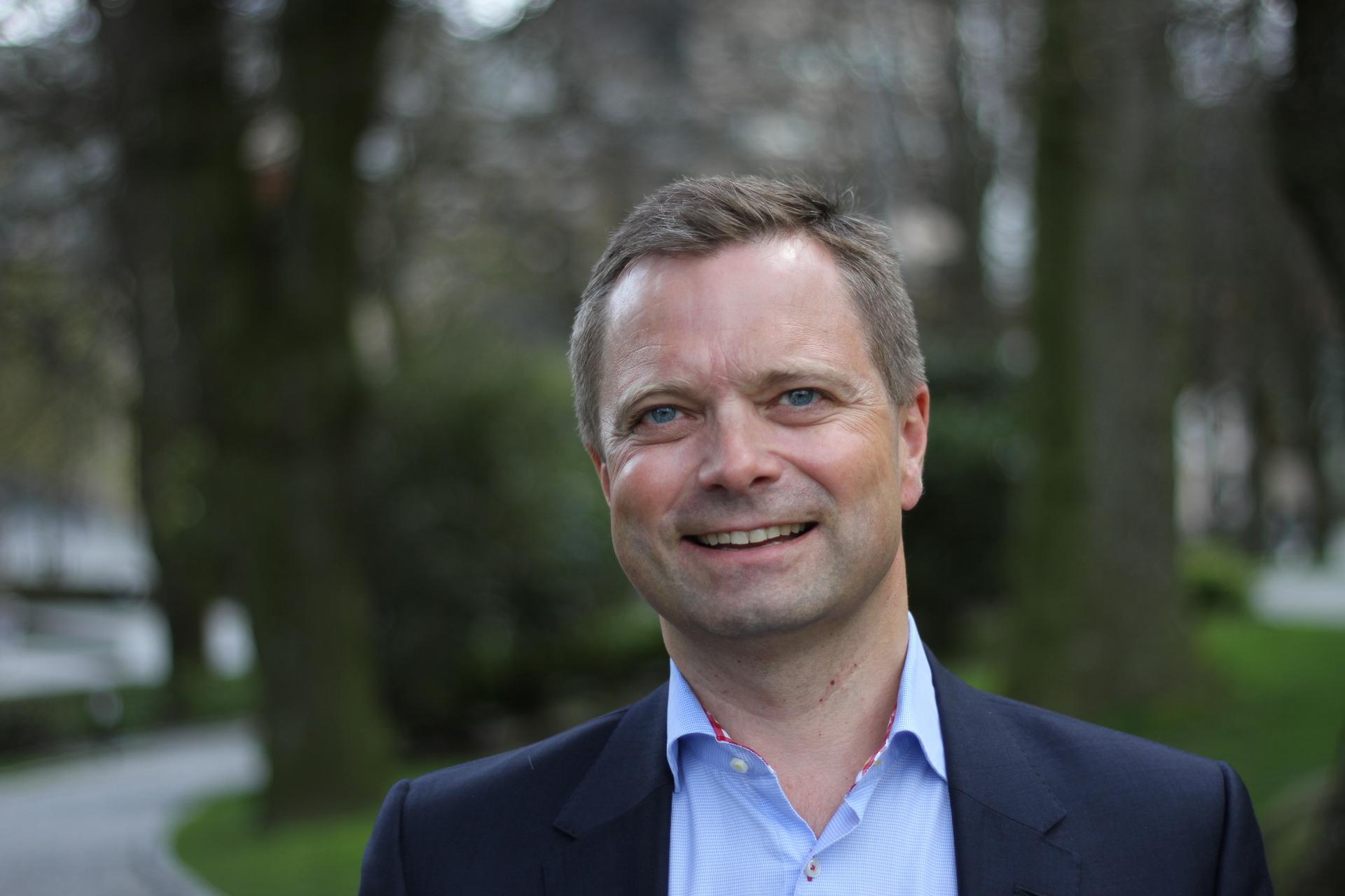 Harald Espedal er styreleder i Lyse.