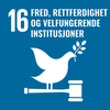 Bærekraftsmål 16