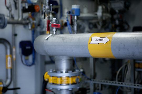 Biogass er fornybart og klimanøytralt og finnes i vårt naturlige kretsløp.