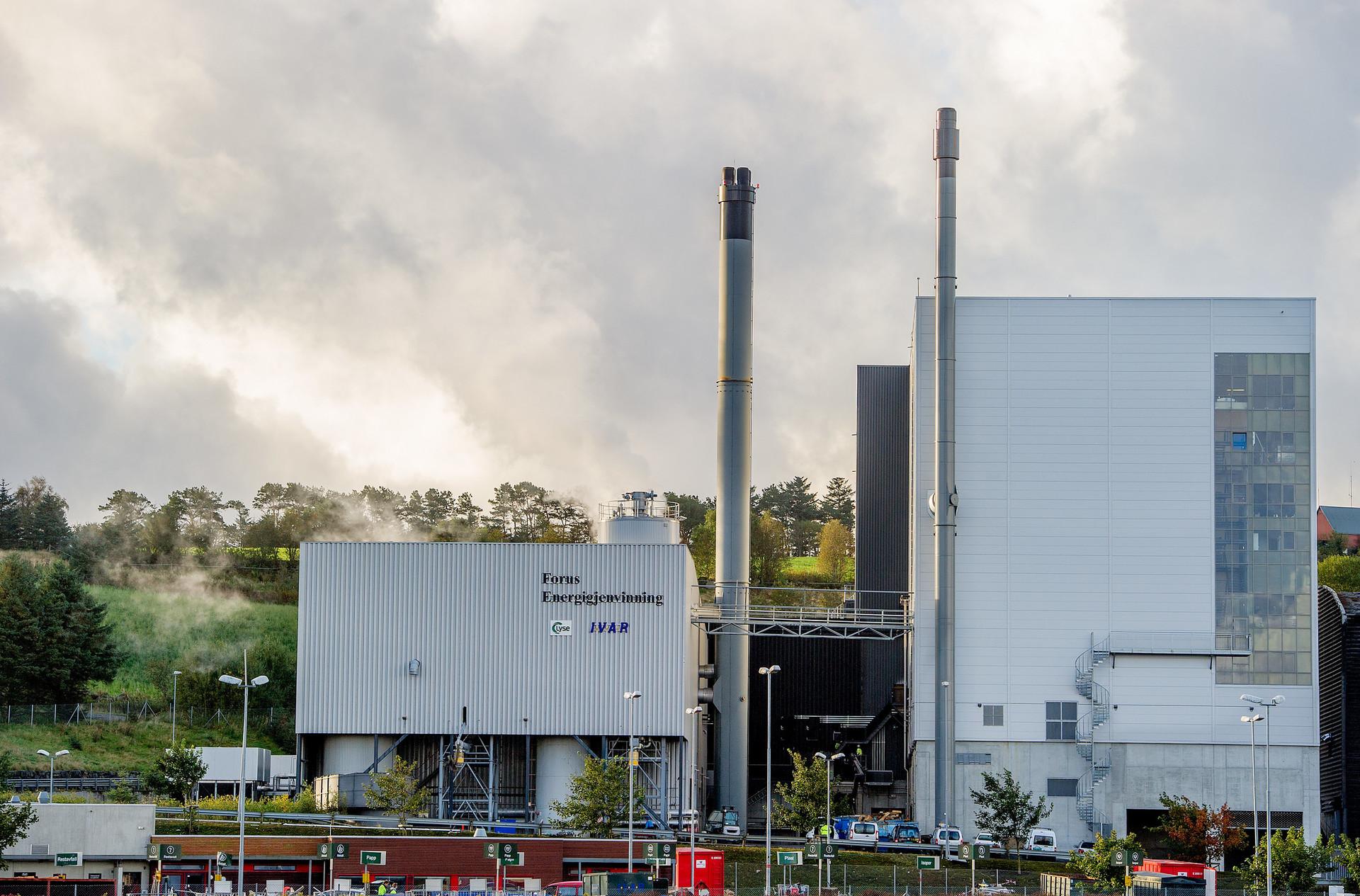 Styreleder i Forus Energigjenvinning, Audun Aspelund vil nå ta de første stegene for å utforske muligheter sammen med Aker Carbon Capture.