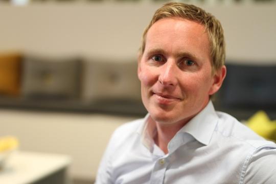 Geir Magne Tjåland, leder konsernfinans.