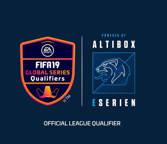 Bilde av logoen til Altibox eSerien.