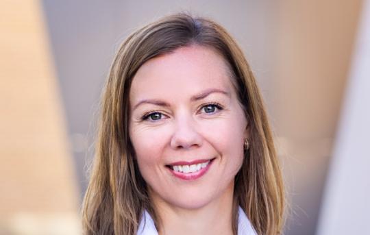 Astrid R. Norheim går fra 1. juni av inn i konsernledelsen i rollen som konserndirektør for kunde og marked.